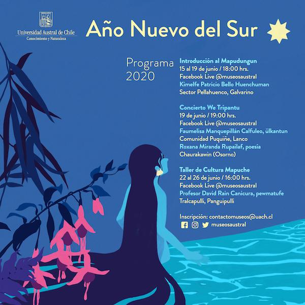 Universidad Austral De Chile Invita A Celebrar El A U00f1o
