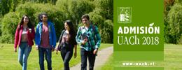 Admisión 2018: Publicación lista de seleccionados a la Universidad Austral de Chile